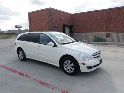 2006 Mercedes-Benz R-Class for sale at Universal Credit in Houston TX