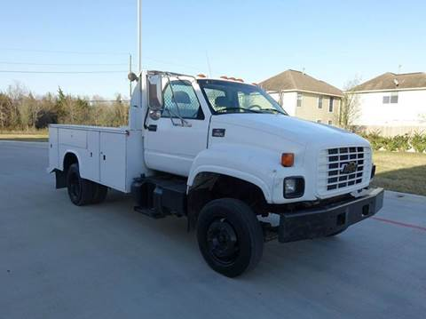 2001 CHEVY KODIAK C6500 for sale at Universal Credit in Houston TX