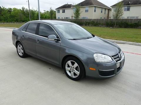 2008 Volkswagen Jetta for sale at Universal Credit in Houston TX