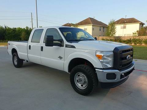 2012 Ford F-250 Super Duty for sale at Universal Credit in Houston TX