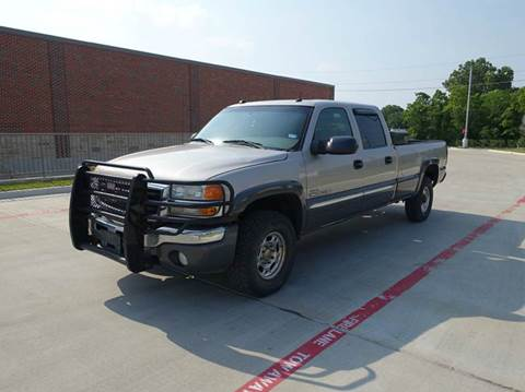 2005 GMC Sierra 2500HD for sale at Universal Credit in Houston TX