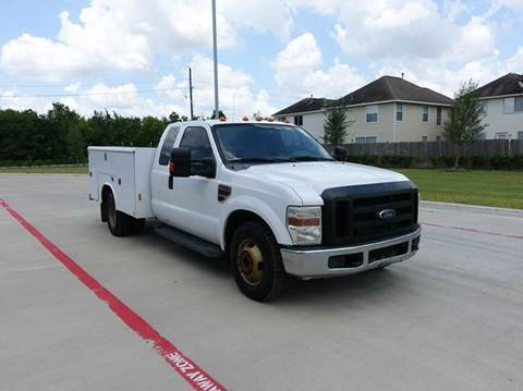 2008 Ford F-350 Super Duty for sale at Universal Credit in Houston TX