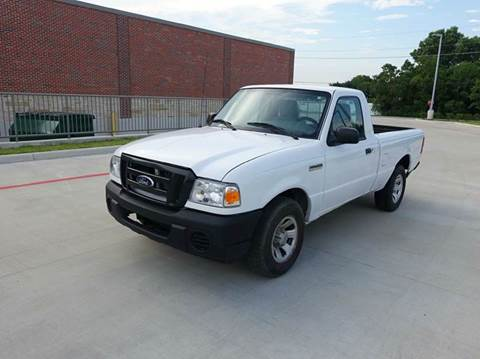 2011 Ford Ranger for sale at Universal Credit in Houston TX