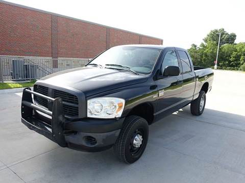 2009 Dodge Ram Pickup 2500 for sale at Universal Credit in Houston TX
