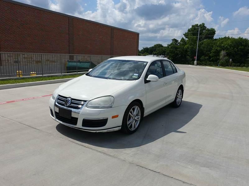 2007 Volkswagen Jetta for sale at Universal Credit in Houston TX