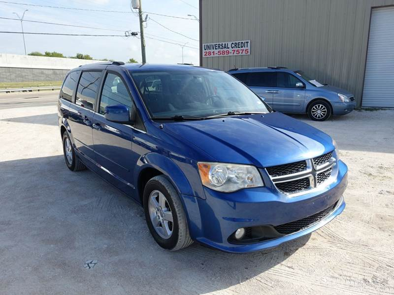 2011 Dodge Grand Caravan for sale at Universal Credit in Houston TX