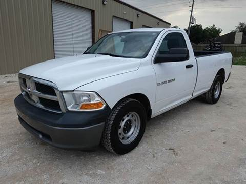 2011 RAM Ram Pickup 1500 for sale at Universal Credit in Houston TX
