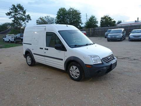 2012 Ford Transit Connect for sale at Universal Credit in Houston TX