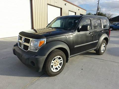 2008 Dodge Nitro for sale at Universal Credit in Houston TX