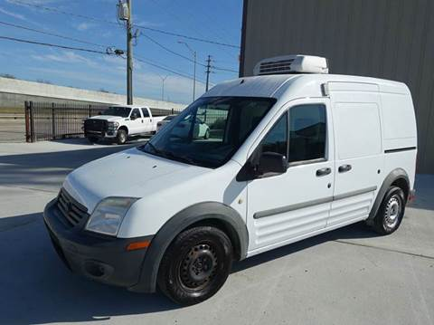 2011 Ford Transit Connect for sale at Universal Credit in Houston TX