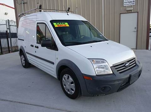 2013 Ford Transit Connect for sale at Universal Credit in Houston TX