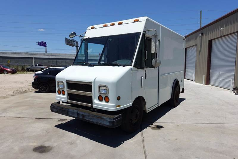 1997 GMC UTILIMASTER STEP VAN for sale at Universal Credit in Houston TX