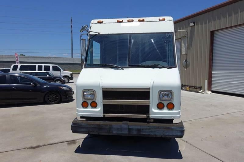 1997 Gmc Utilimaster Step Van In Houston TX - Universal Credit