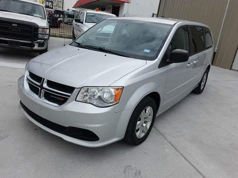 2012 Dodge Grand Caravan for sale at Universal Credit in Houston TX