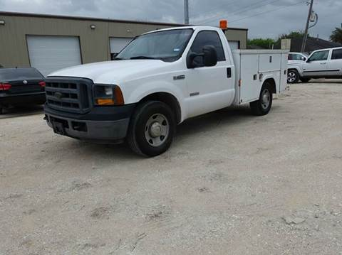 2005 Ford F-250 Super Duty for sale at Universal Credit in Houston TX