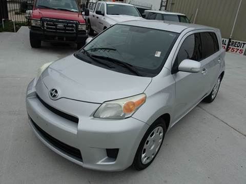 2010 Scion xD for sale at Universal Credit in Houston TX
