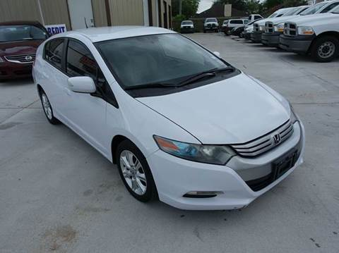 2010 Honda Insight for sale at Universal Credit in Houston TX
