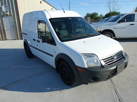 2010 Ford Transit Connect for sale at Universal Credit in Houston TX