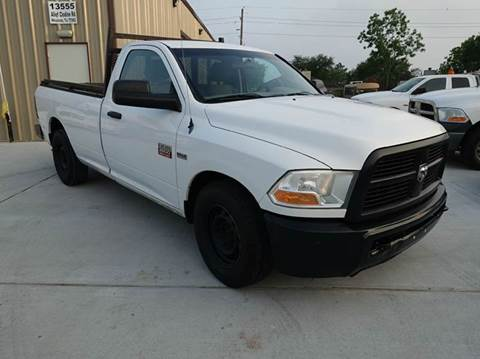 2012 RAM Ram Pickup 2500 for sale at Universal Credit in Houston TX