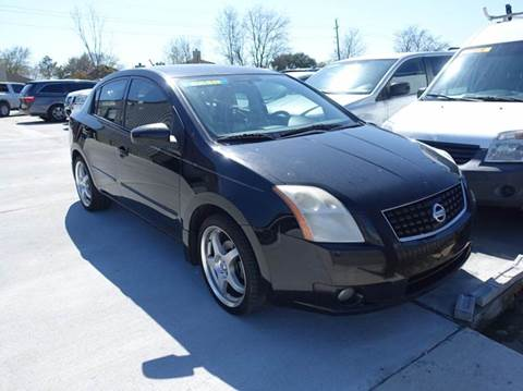 2008 Nissan Sentra for sale at Universal Credit in Houston TX
