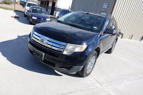 2008 Ford Edge for sale at Universal Credit in Houston TX