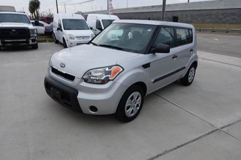2011 Kia Soul for sale at Universal Credit in Houston TX