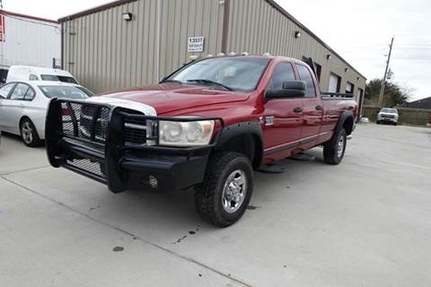 2007 Dodge Ram Pickup 2500 for sale at Universal Credit in Houston TX