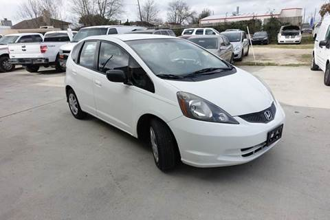2009 Honda Fit for sale at Universal Credit in Houston TX