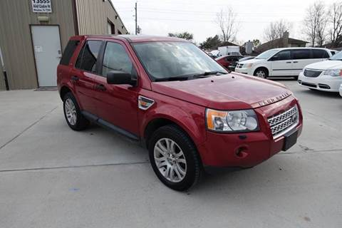 2008 Land Rover LR2 for sale at Universal Credit in Houston TX