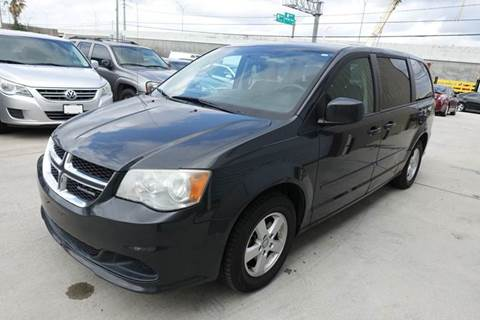 2011 Dodge Grand Caravan for sale at Universal Credit in Houston TX