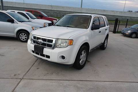 2011 Ford Escape for sale at Universal Credit in Houston TX