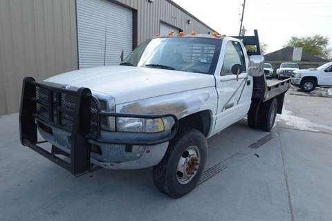 1997 Dodge Ram Pickup 3500 for sale at Universal Credit in Houston TX