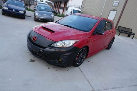 2010 Mazda MAZDASPEED3 for sale at Universal Credit in Houston TX