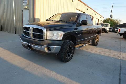 2008 Dodge Ram Pickup 1500 for sale at Universal Credit in Houston TX