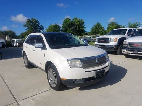 2009 Lincoln MKX for sale at Universal Credit in Houston TX