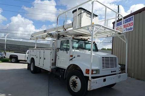 1999 International 4700 for sale at Universal Credit in Houston TX