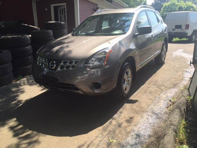 2014 Nissan Rogue Select AWD S 4dr Crossover - Waterbury CT