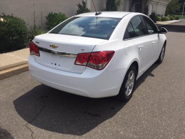 2015 Chevrolet Cruze 1LT Auto 4dr Sedan w/1SD - Waterbury CT