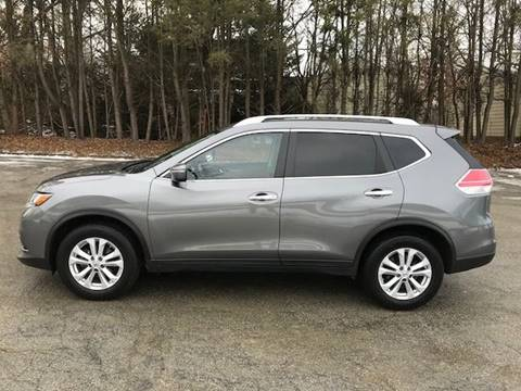 2015 Nissan Rogue for sale at UNITED AUTO SALES & SERVICE  INC in Waterbury CT