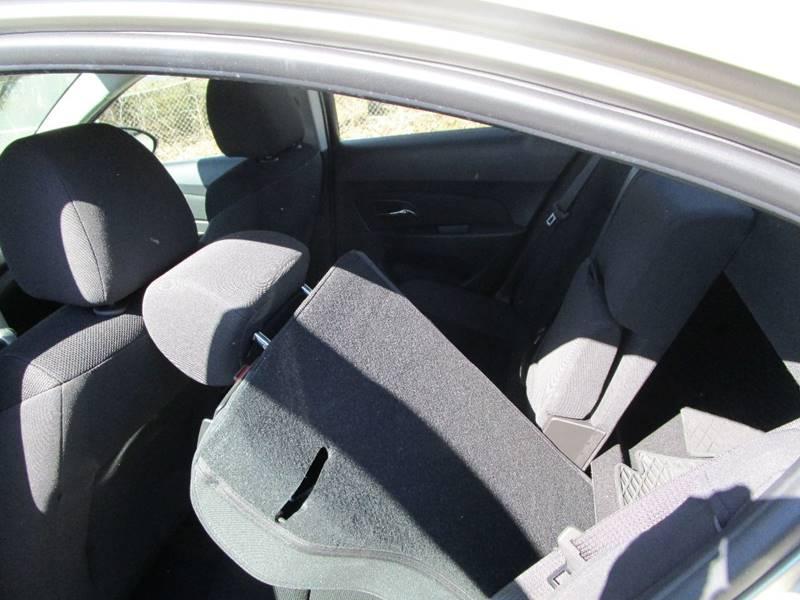 2014 Chevrolet Cruze 1LT Auto 4dr Sedan w/1SD - Waterbury CT