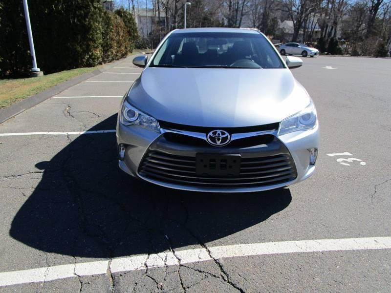 2015 Toyota Camry LE 4dr Sedan - Waterbury CT