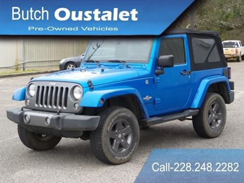2015 Jeep Wrangler for sale in Gulfport, MS
