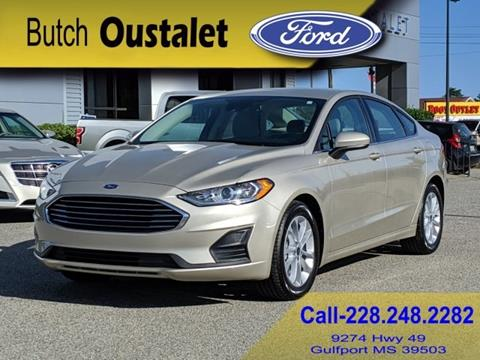 2019 Ford Fusion for sale in Gulfport, MS