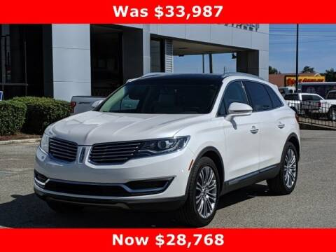 2016 Lincoln MKX for sale in Gulfport, MS