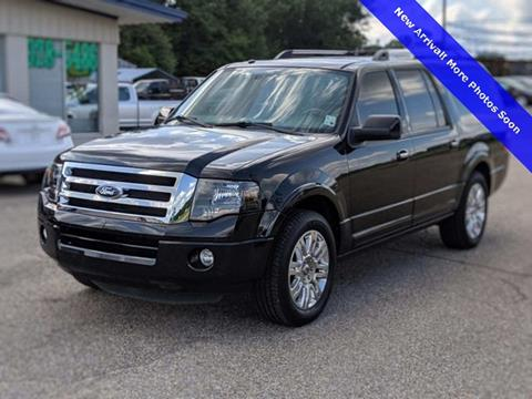 2013 Ford Expedition EL for sale in Gulfport, MS