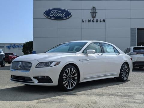 2019 Lincoln Continental for sale in Gulfport, MS