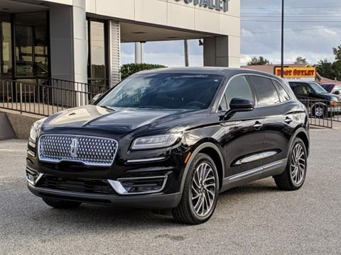2019 Lincoln Nautilus for sale in Gulfport, MS