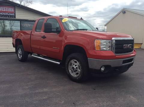 2011 GMC Sierra 2500HD for sale in Central Square, NY