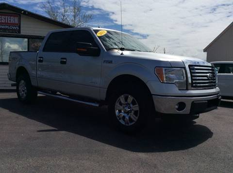 2011 Ford F-150 for sale in Central Square NY