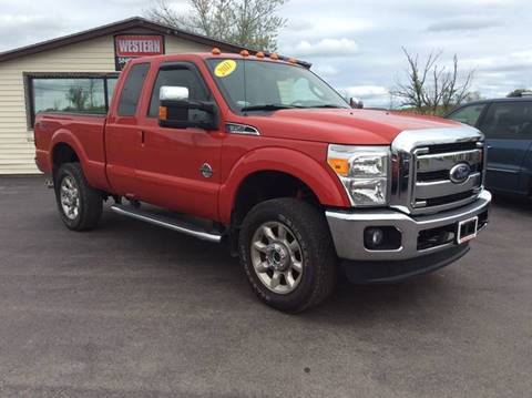 2011 Ford F-350 Super Duty for sale in Central Square NY